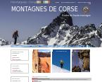 Climbing, ski touring and rock climbing in Corsica
