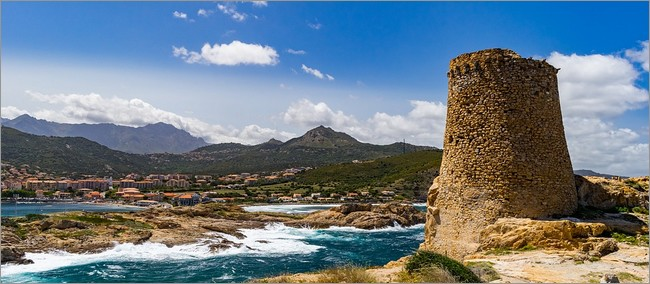 Travel to Corsica