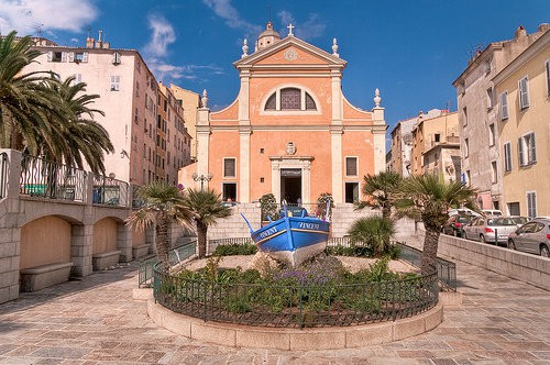 "Ajaccio, the ""best place to live in France"""