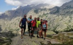 Trail running on the GR20 - 7 days