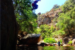 Canyoning Propriano